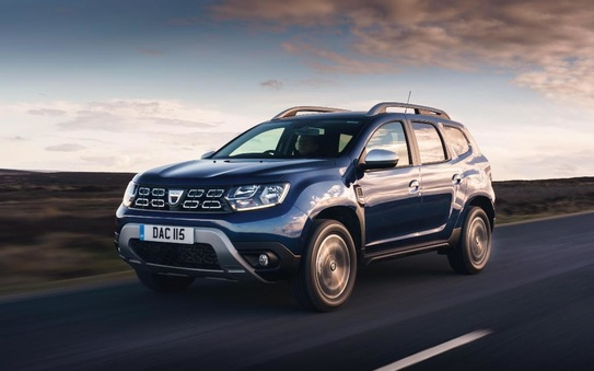Dacia Duster scoops coveted Good Housekeeping Reader accolade