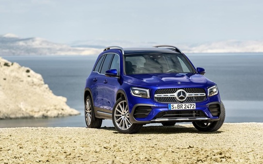 Mercedes-Benz reveals UK pricing and specification for new GLB