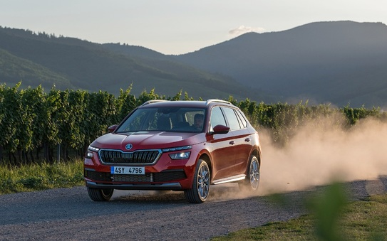 The new ŠKODA Kamiq city SUV – the ideal companion for the urban jungle