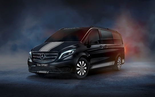 New Vito Sport is now available to order