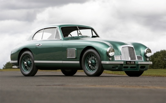 Silverstone Auctions to offer a fantastic selection of Aston Martins for sale
