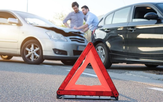Nearly 40% of motorists hit by another vehicle have owned their car for less than a year