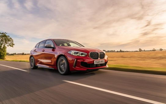 The all-new BMW 1 Series