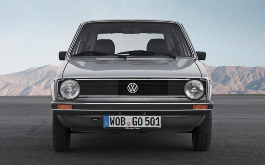 Countdown to the new Golf: Golf I – the pioneer