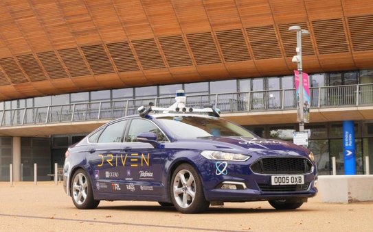 Driverless cars take a step forward by showing how they can operate in London