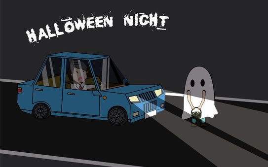Halloween driving: tips from IAM Roadsmart