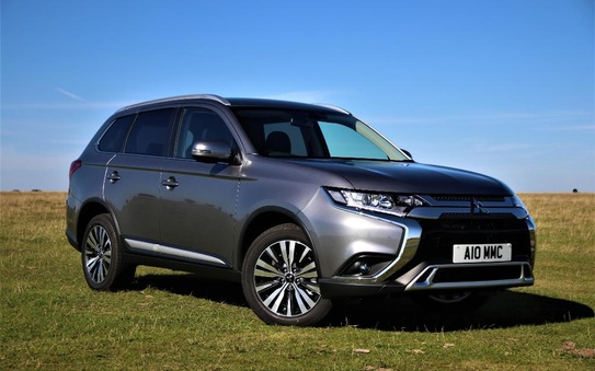 Mitsubishi outlander petrol, the UK's best value seven-seat 4x4 SUV, is further enhanced for 2020