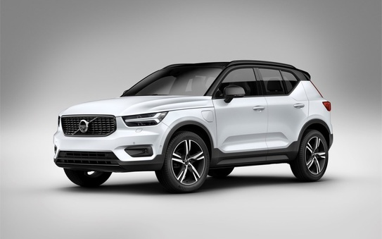 New Volvo XC40 outshines rivals with exceptional residual values