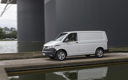 Order books open for latest generation of Volkswagen Transporter: the T6.1