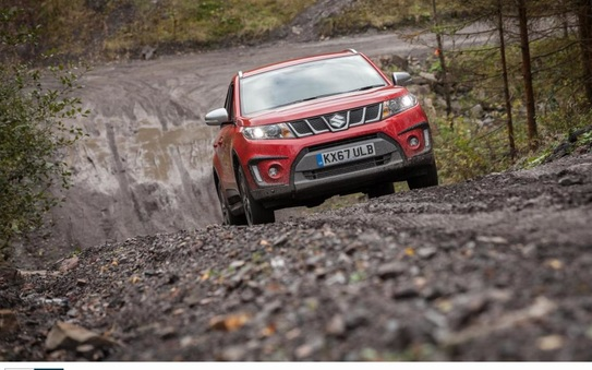 Vitara gets the winning small crossover vote from CarGurus UK