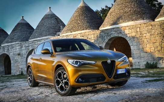 New Alfa Romeo Giulia and Stelvio