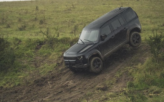 New Defender faces toughest test in James Bond movie, No Time To Die