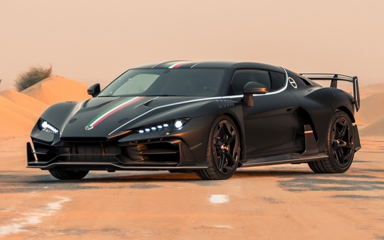 Stunning hypercars & supercars to be auctioned at the Riyadh Car Show