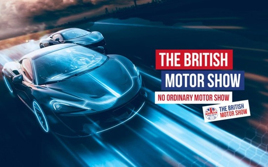The British Motor Show is back!