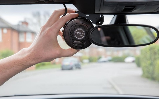 Theo – the video enabled smart in-car companion beats dashcams on connected benefits