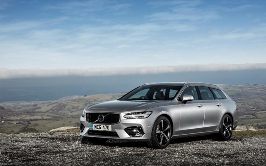 Volvo V90 estate loads up Used Executive Car of the Year title in 2019 Car Dealer Used Car Awards