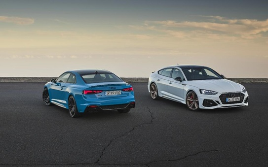 Cutting to the quick – the updated Audi RS 5 and RS 5 Sportback