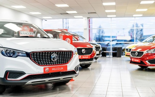 MG expands with Stoneacre and reaches landmark of 100 UK dealerships