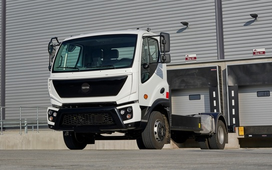 Tevva offers new option to lease or buy etrucks direct after huge demand for electrify campaign