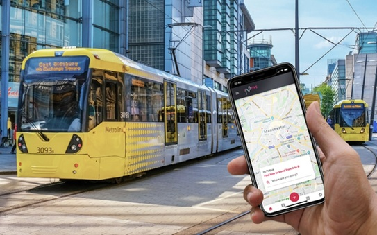 TfGM & Mobilleo work in partnership to power a MaaS solution for Greater Manchester