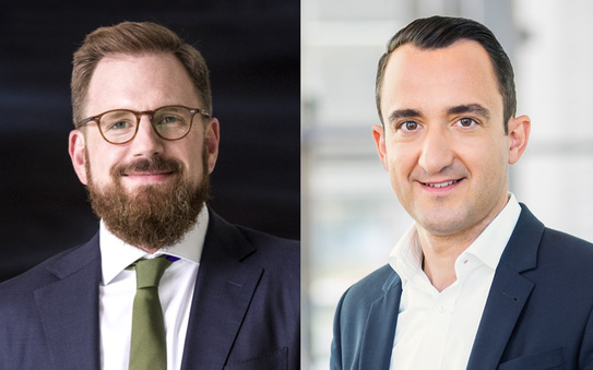 Neuer Chief Commercial Officer und Chief Financial Officer bei Alphabet International