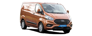 Ford Transit Custom Alphabet